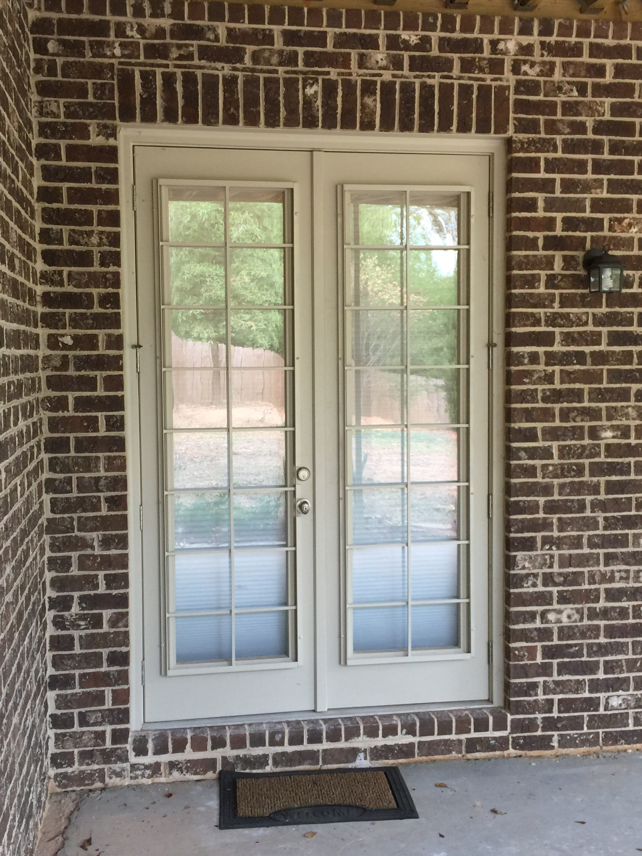 Security Doors Atlanta Patio Amp French Doors Ornamental