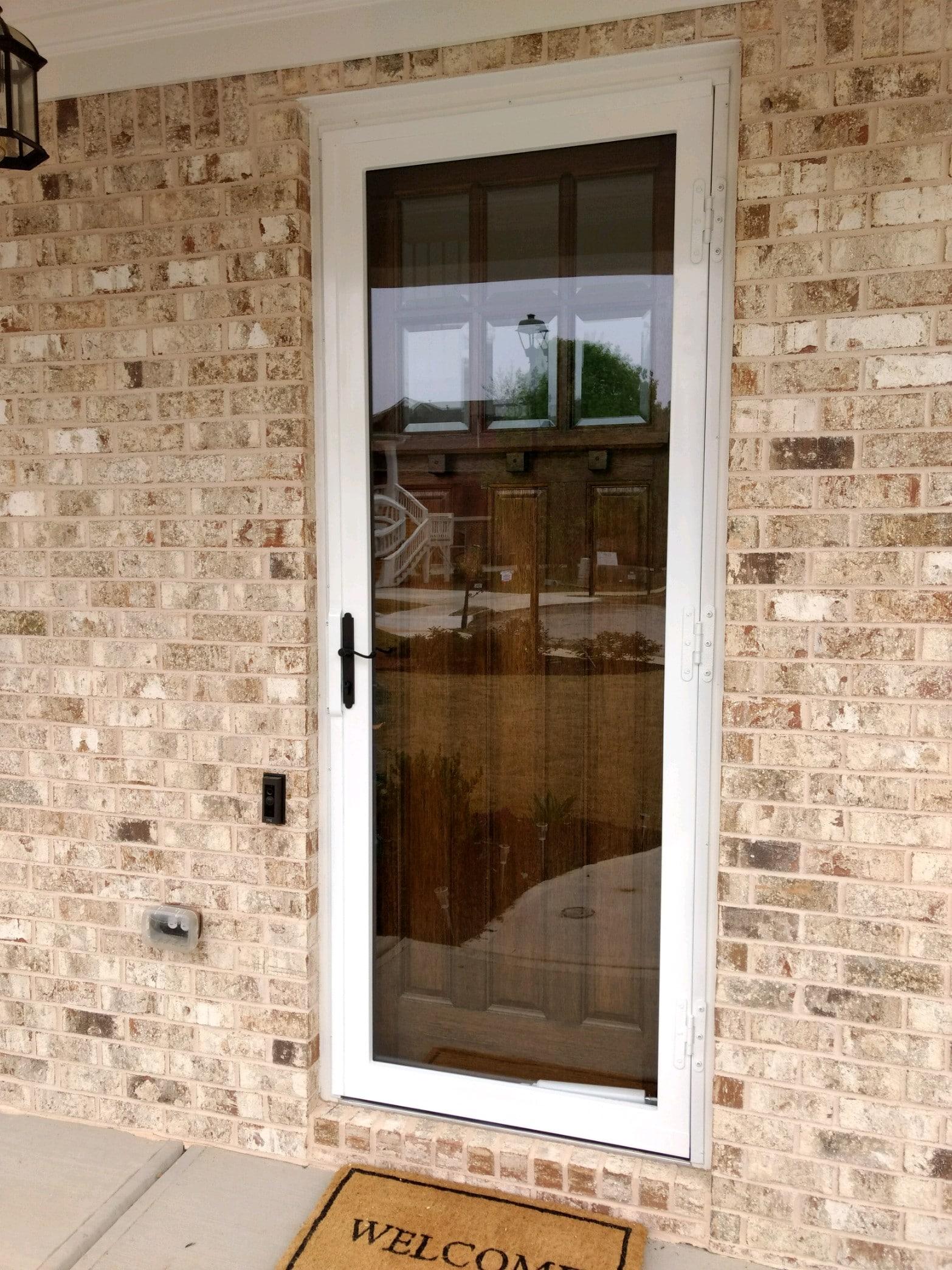 Security Doors Windows Atlanta Ornamental Security